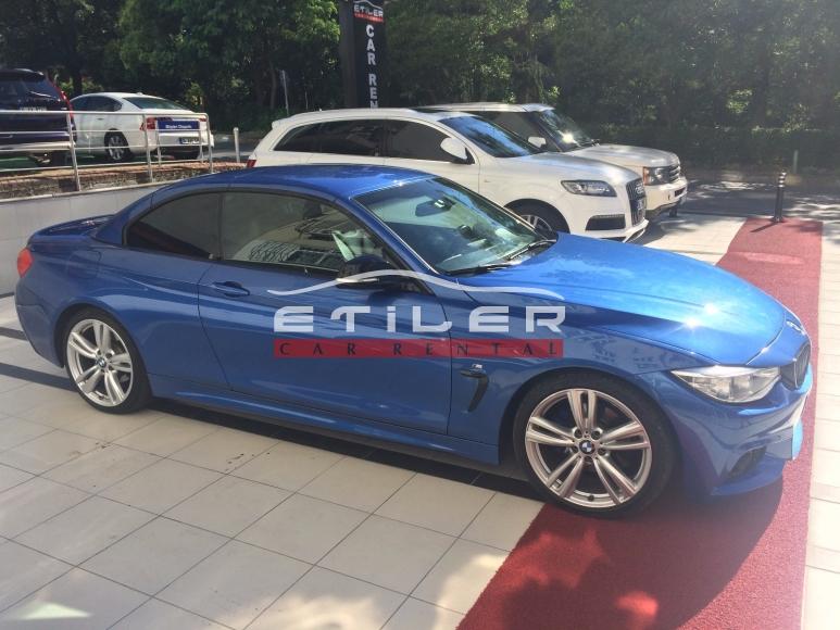BMW 4.20D Cabrio Kiralama