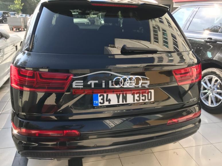 Audi Q7 Kiralama