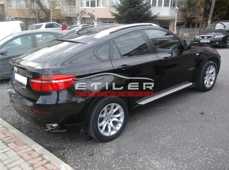 2012 siyah BMW X6